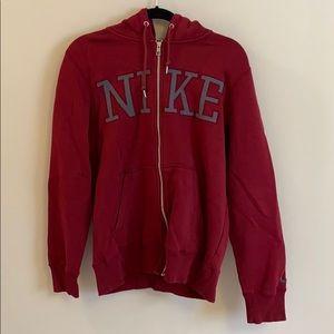 Nike Hooded Sweatshirt Men's Medium